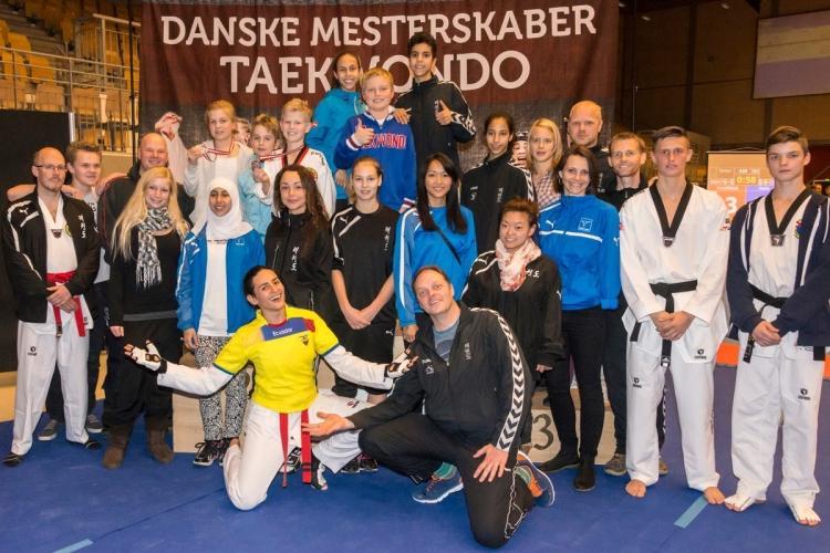 Danmarks mesterskaber